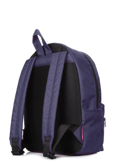 Повседневный городской рюкзак Hike синий