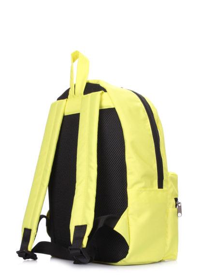 Желтый городской рюкзак Hike желтый