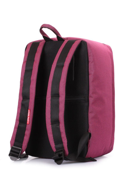 Рюкзак для ручной клади HUB - Ryanair, Wizz Air, МАУ сиреневый