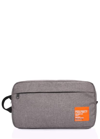 Серый рюкзак - слингпек Jet серый