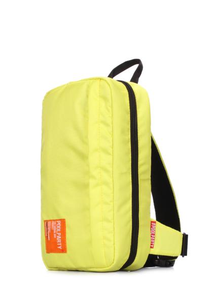 Жёлтый рюкзак - слингпек Jet