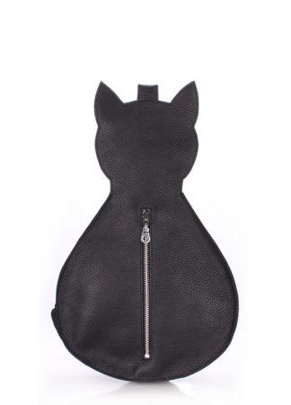 Рюкзак женский кожаный POOLPARTY Cat