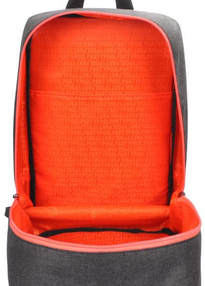 Рюкзак для ручной клади Lowcost - Ryanair/Wizz Air/МАУ серый