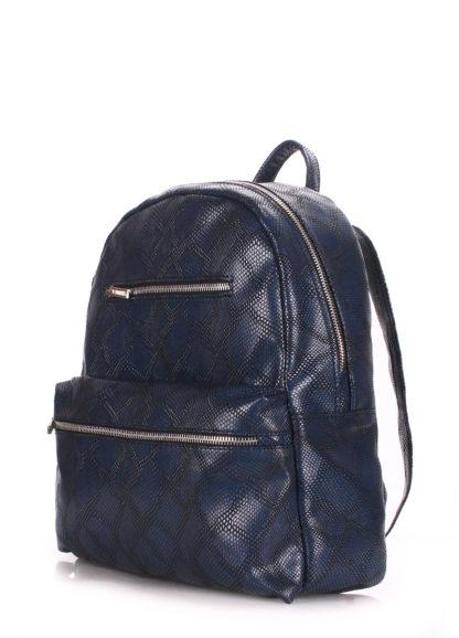 Рюкзак женский POOLPARTY Mini синий