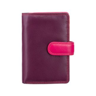 Кошелек женский Visconti RB51 Fiji c RFID (Plum Multi)
