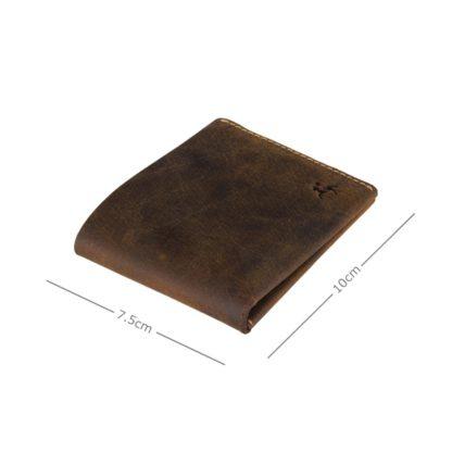 Портмоне мужское Visconti RW49 Dollar (Oil Tan)