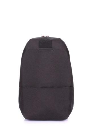 Сумка-рюкзак POOLPARTY Sling черный