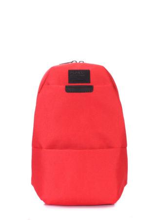 Сумка-рюкзак POOLPARTY Sling красный
