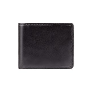 Кошелек мужской Visconti TR30 Raffle c RFID (Black Red)