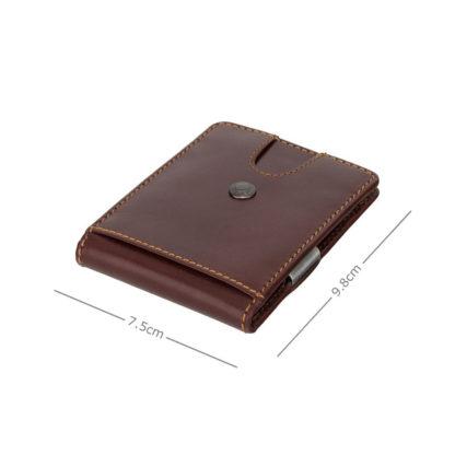 Зажим для купюр Visconti VSL57 (Brown Monza)