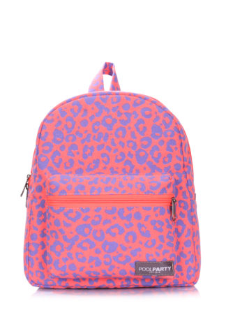 Рюкзак женский POOLPARTY XS розовый