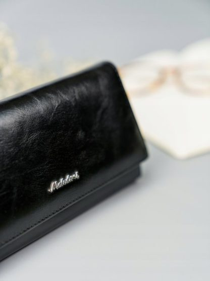 Кошелек женский MALEDIVES M-P28-20 Black