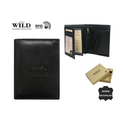 Кошелек мужской Always Wild N4-SCR/3094 Black