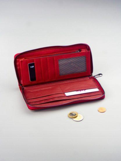 Кошелек женский Cavaldi PX25-2-JZ RED