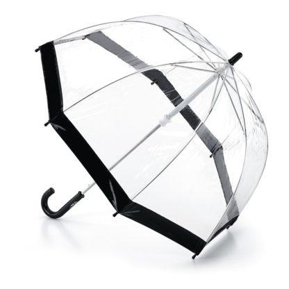 Зонт-трость детский Fulton Funbrella-2 C603 Black (Черный)