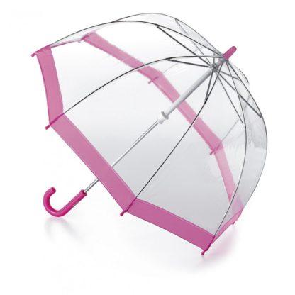 Зонт-трость детский Fulton Funbrella-2 C603 Pink (Розовый)