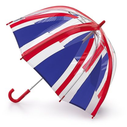 Зонт-трость детский Fulton Funbrella-4 C605 Union Jack (Флаг)