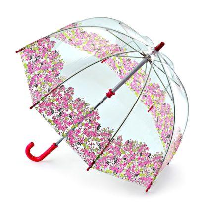 Зонт-трость детский Fulton Funbrella-4 C605 Pretty Petals (Цветы)