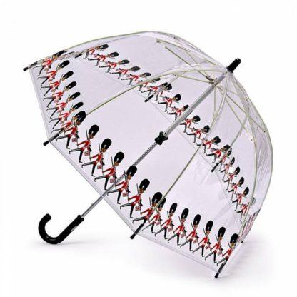Зонт-трость детский Fulton Funbrella-4 C605 Guards (Солдатики)