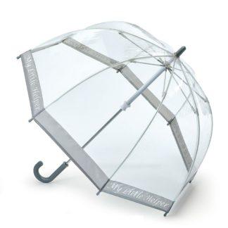 Зонт-трость детский Fulton Funbrella-4 C605 My Little Helper (Мой маленький помощник)