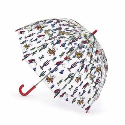 Зонт-трость детский Cath Kidston by Fulton C723 Funbrella-2 Desert Cowboy