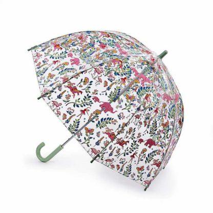 Зонт-трость детский Cath Kidston by Fulton C723 Funbrella-2 Fantasy Forest