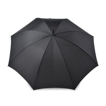 Зонт-трость мужской Fulton Consul G808 Black (Черный)