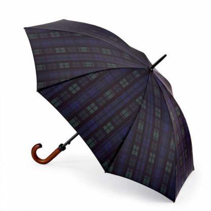 Зонт-трость мужской Fulton Huntsman-2 G817 Blackwatch (Сумерки)