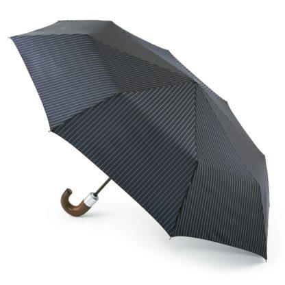 Зонт мужской Fulton Chelsea-2 G818 City Stripe Navy (Синий)