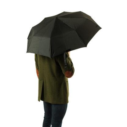 Зонт мужской Fulton Open&Close-17 G819 Black (Черный)