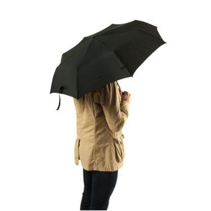 Зонт Fulton Hurricane G839 Black (Черный)
