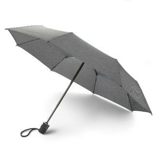 Зонт мужской Fulton Diamond G853 Asscher - Mono Houndstooth