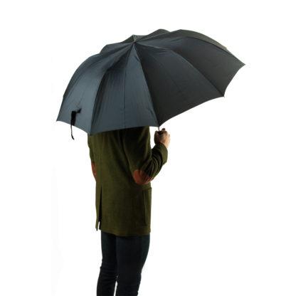 Зонт мужской Fulton Dalston-2 G857 Gingham (Клетчатая ткань)