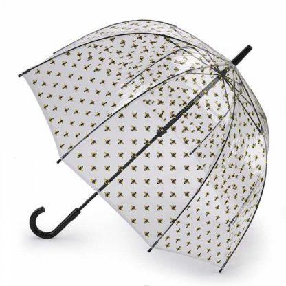 Зонт-трость женский Fulton Birdcage-2 L042 Bumble Bees (Гудящие пчелы)