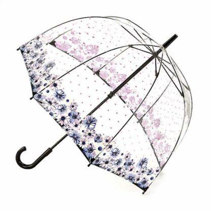 Зонт-трость женский Fulton Birdcage-2 L042 Flower Love (Любовный цветок)