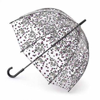 Зонт-трость женский Fulton Birdcage-2 L042 Leopard Camo (Леопардовый Камуфляж)