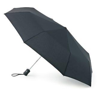 Зонт Fulton Open&Close-3 L345 Black (Черный)