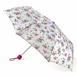 Зонт женский Fulton L354 Minilite-2 Watercolor Blossom (Акварельный цветок)