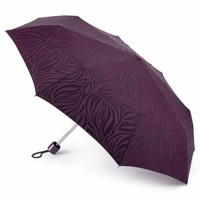 Зонт женский Fulton L354 Minilite-2 Gloss Zebra (Глянцевая зебра)