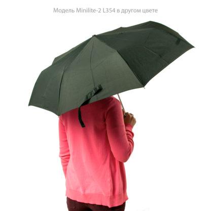 Зонт женский Fulton Minilite-2 L354 Nautical Rose (Морская роза)