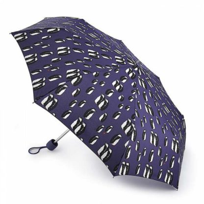 Зонт женский Fulton Minilite-2 Minilite-2 L354 Penguin Pals (Пингвины приятели)