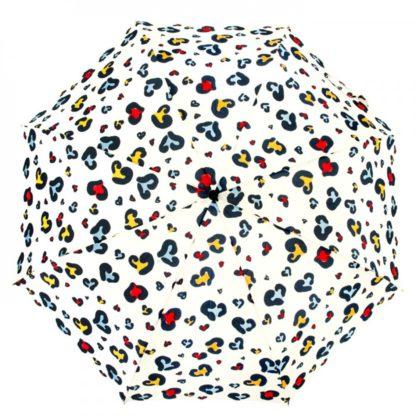 Зонт женский Fulton Minilite-2 L354 Animal Heart (Сердца животных)