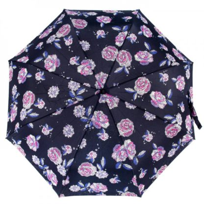 Зонт женский Fulton Minilite-2 L354 Fine Line Roses (Линия Розы)