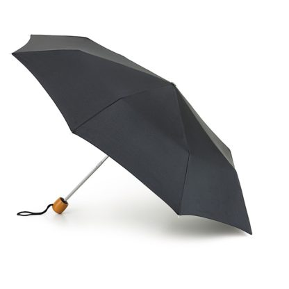 Зонт Fulton Stowaway Deluxe-1 L449 Black (Черный)