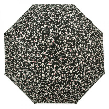 Зонт женский Fulton Open & Close-4 L346 Pink Posy (Розовый букет)