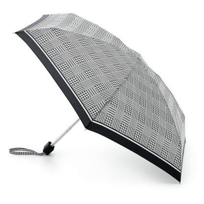 Мини зонт женский Fulton Tiny-2 L501 Classics- Prince Of Wales Check (Гусиные лапки)