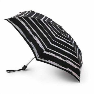 Мини зонт женский Fulton L501-037683 Tiny-2 Space Stripe (Космическая полоса)