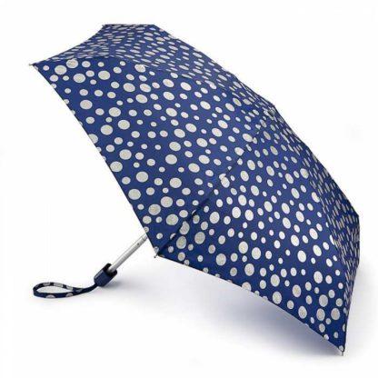Мини зонт женский Fulton Tiny-2 L501 Glitter Spot (Блестящие пятна)
