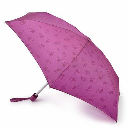 Мини зонт женский Fulton Tiny-2 L501 Gloss Floral (Глянцевые Цветы)