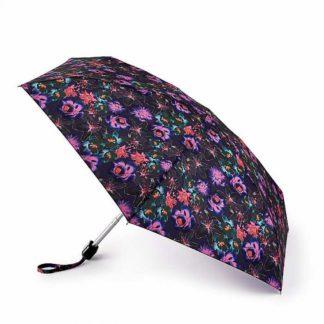 Мини зонт женский Fulton L501 Tiny-2 Luminous Bloom (Светящееся цветение)